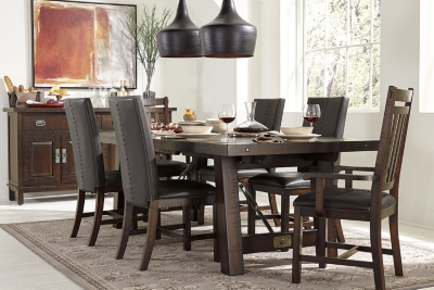 Arden Ridge Trestle Table