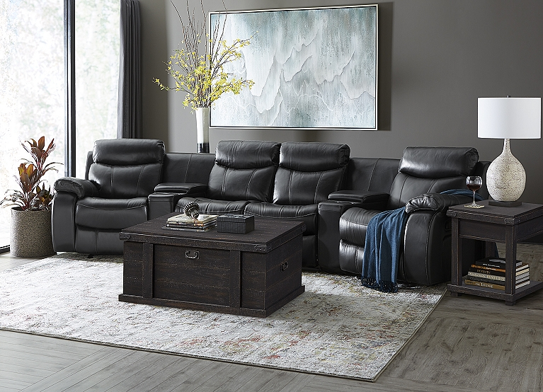 Outstanding Wrangler Sectional Find The Perfect Style Havertys Uwap Interior Chair Design Uwaporg