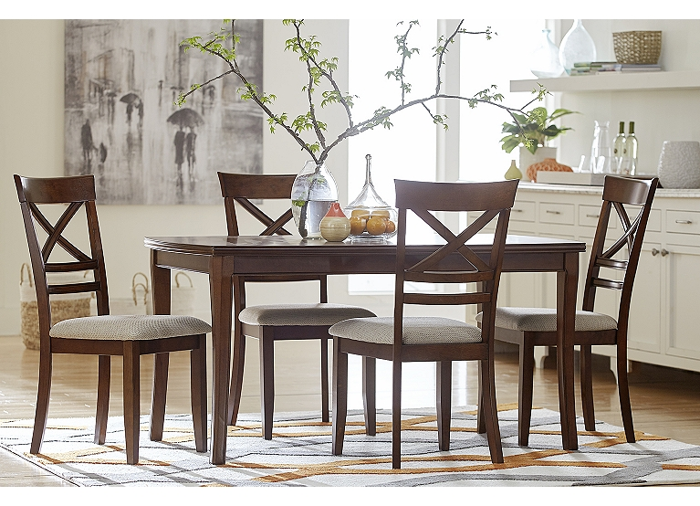 Beckham Dining Table Find The Perfect Style Havertys