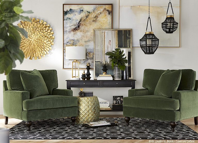 Erin Matching Chair - Find the Perfect Style! | Havertys