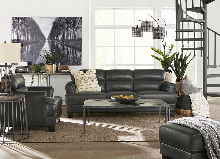 Kori Bunching Sofa Table Find The Perfect Style Havertys
