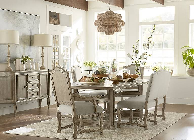 Parkfield Dining Table Find The, Havertys Dining Room Table