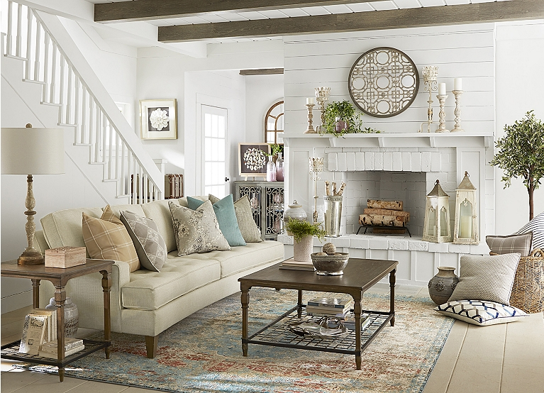 Fantastic Gianna Conversation Sofa Find The Perfect Style Havertys Onthecornerstone Fun Painted Chair Ideas Images Onthecornerstoneorg