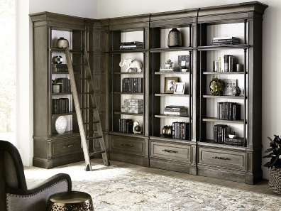 Bookcases. Office Chairs