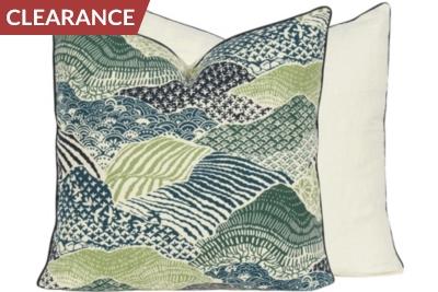 Mystic Meadow Pillow