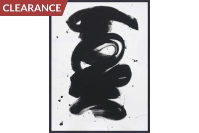 Modern Expression Framed Art I